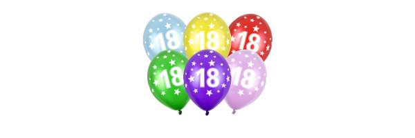 Geburtstag/Zahlendruck