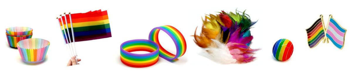 Pride - Flaggen