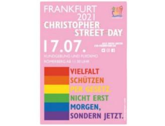 CSD Frankfurt 2021