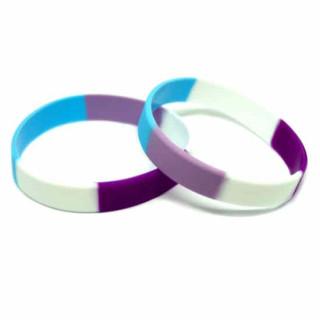 Intersexuell-Design Armband 12mm