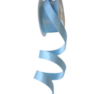 Satinband Feilchenblau 15mm Stoffband