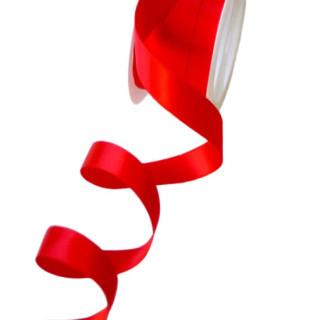 Satinband Pepperony Rot 15mm Stoffband