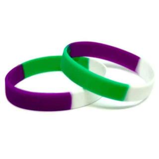 Armband im Genderqueer-Design 12mm