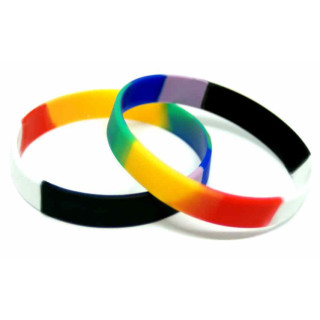 Armband im Straight-Allies-Design 12mm