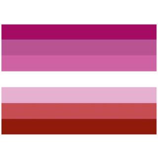 Lesbian / Lesbisch Fahne 150*90cm
