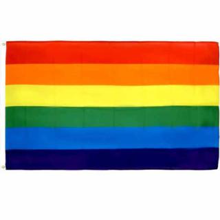 Regenbogenfahne Flagge 90*150cm PRIDE