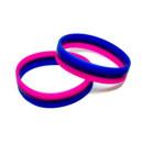 Bi-Sexuell-Armband Horizontal 12mm