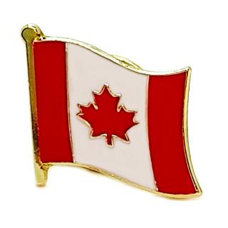 Kanadische-Flagge Pin Kanada Anstecker