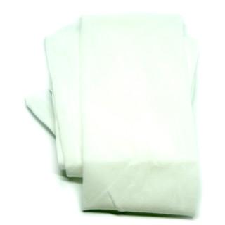 Nahtlose Nylon Handschuhe stretch Weiß Kostüm Nachtclub