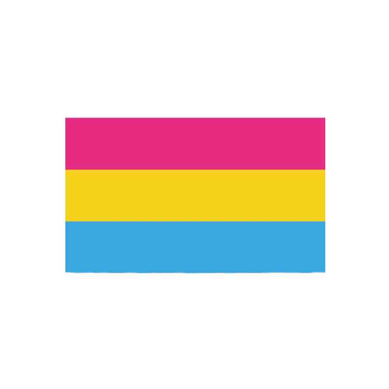 Pansexuell- Flagge 150*90cm Stolz PRIDE/ CSD