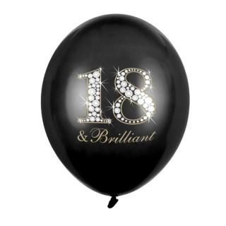 18 & Brilliant