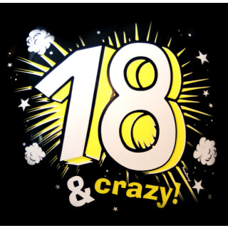 18 & Crazy